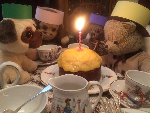 Happy Birthday Paddington 2.