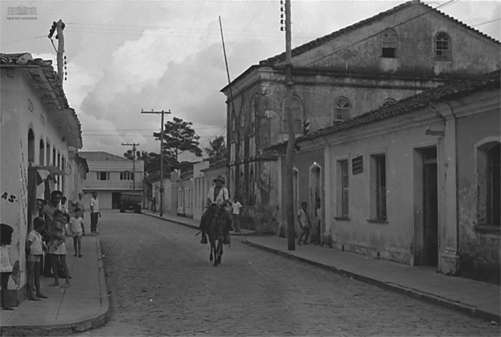 Porto Seguro (BA), em 1972