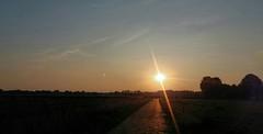 Zonsondergang - Foto: Tiny Post