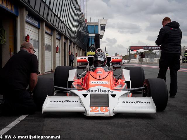 2019 Zandvoort Historic GP: McLaren M26