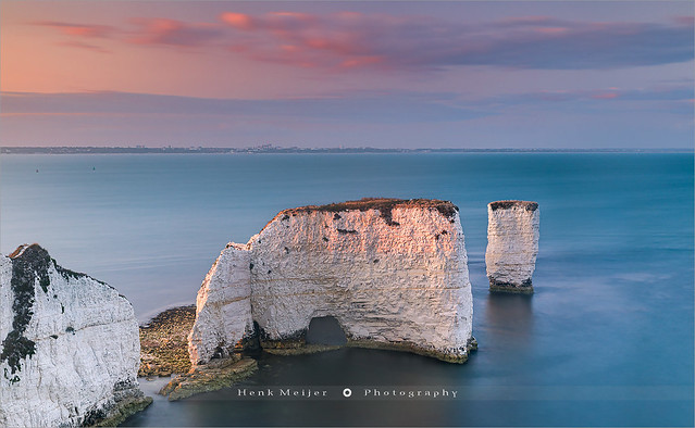 Old Harry Rocks - Dorset - England