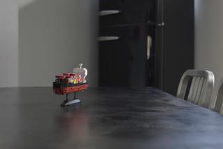 Lego Cargo Boat - atana studio
