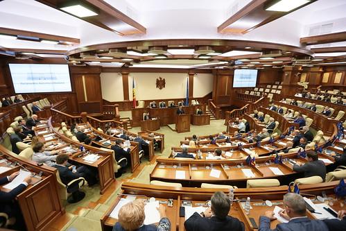 16.09.2019 Ședința plenară a Parlamentului