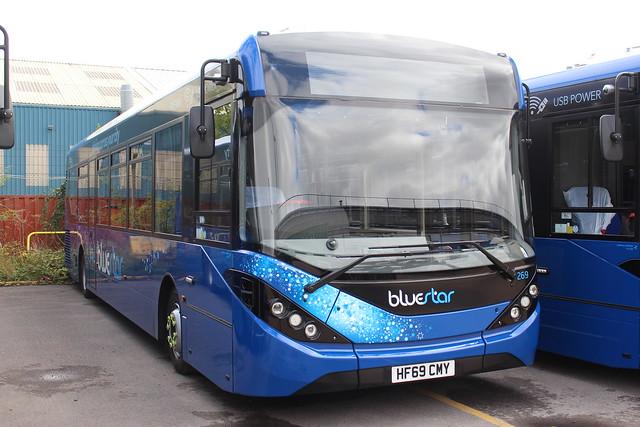 269 HF69CMY Bluestar
