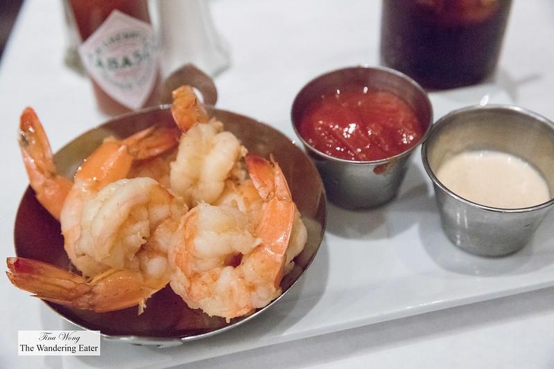 Jumbo Louisiana Shrimp cocktail