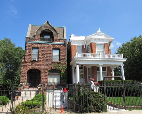 4357 and 4359 S. Oakenwald, Chicago, ca. 1878