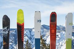 Jak vybrat lyže pro skialpinismus