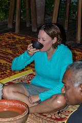 Helen At Kava Night