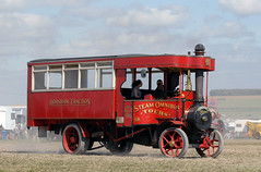 "Longreach - Jonathan McDonnell posted a photo:	Foden Steam Bus 'Puffing Billy, No 11340 'M 6359' ""Puffing Billy"" built in 1923 in the heavy haulage arena."