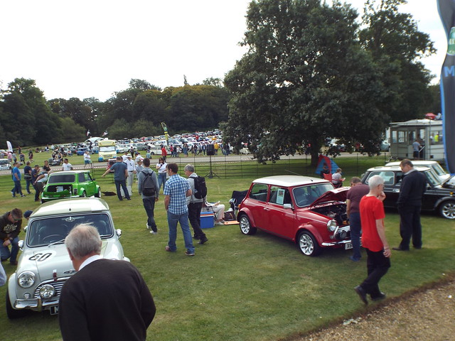 Stanford Hall 2019 Mini Fest Concours