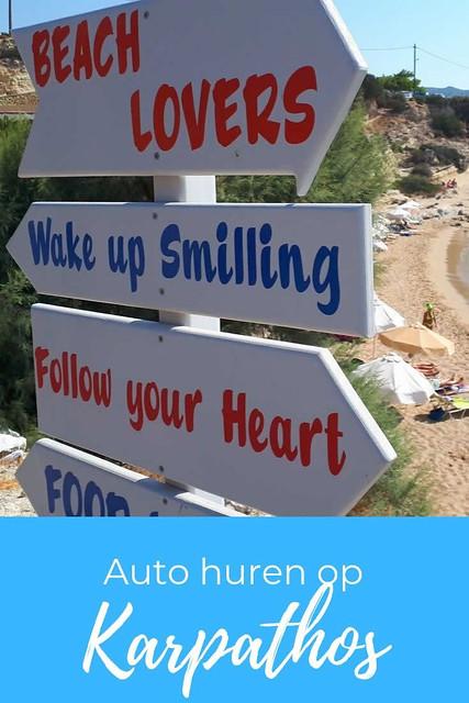 Auto huren Karpathos | Autohuur Karpathos, Griekenland