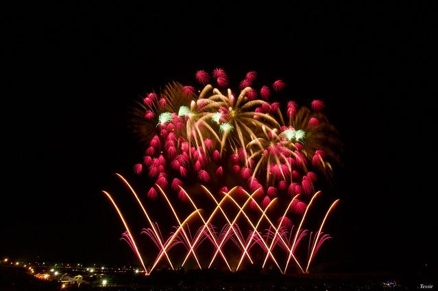 第55回常総きぬ川花火大会 55th Jhoso-Kinugawa Fireworks Festival