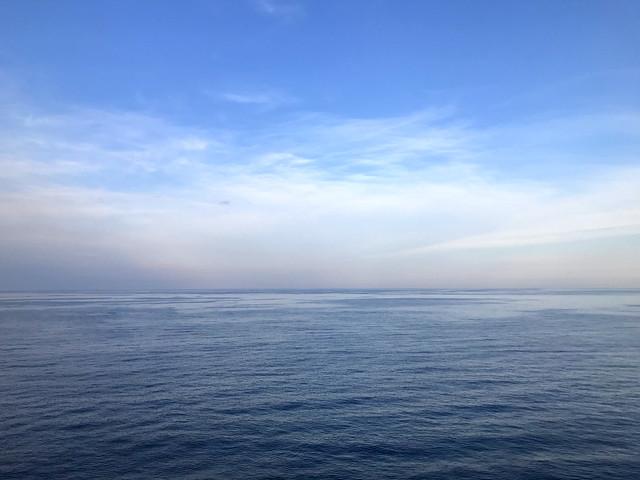 Infinite! Adriatic Sea.