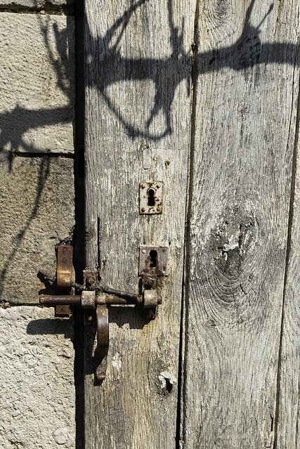 détails de porte 17