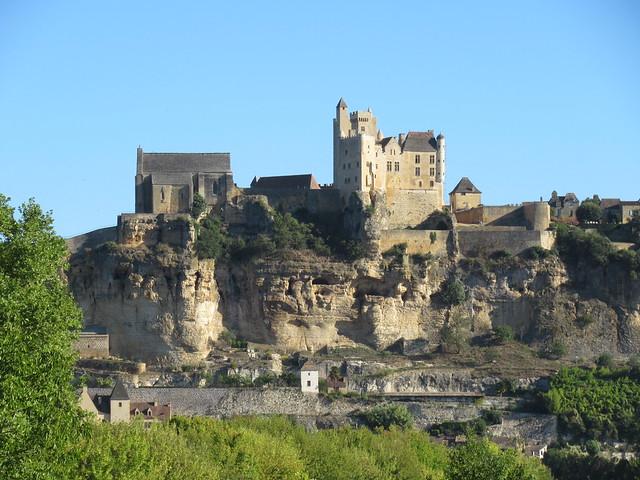 Château de Beynac from Castelnaud-la-Chapelle, France