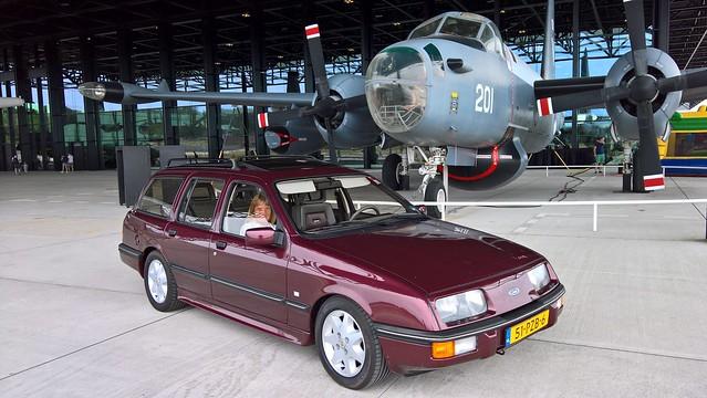 Ford Sierra XR4i AMS Turnier 1984 NMM Soesterberg