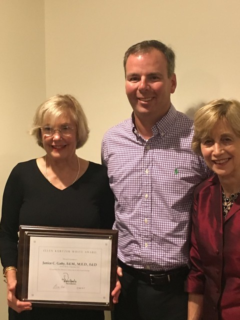 Jan Gatty Honored with Professional Award