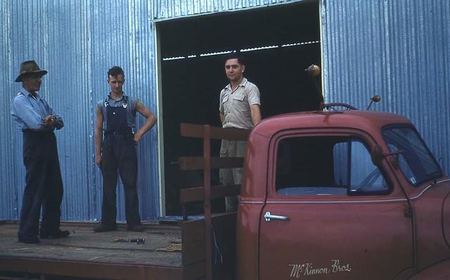 McKinnon Bros., Leichardt, 1950s.