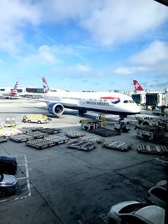 G-ZBKF | British Airways | Boeing 787-9 Dreamliner | August 2019