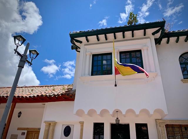 Civic building, Usaquen
