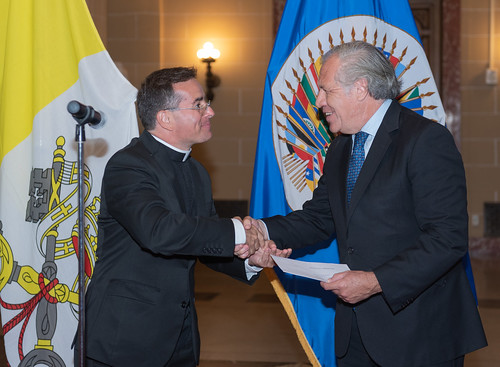 The Vatican State Opens Office Dedicated Exclusively to OAS Affairs