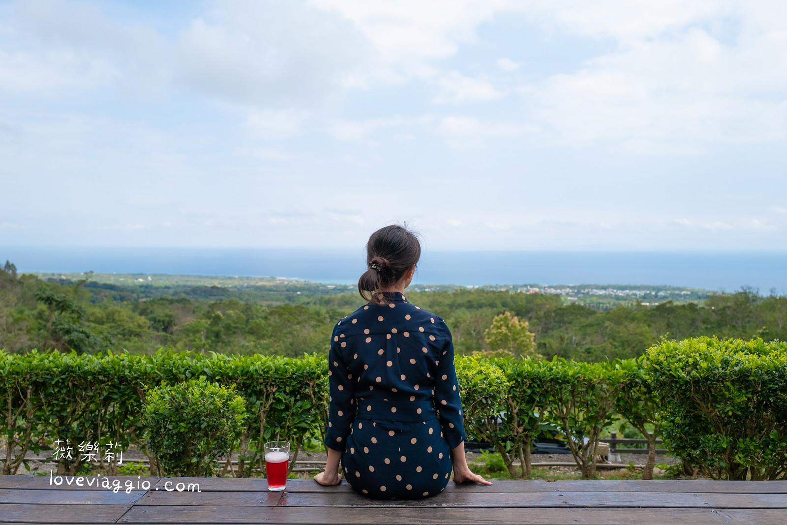 【台東 Taitung】月光小棧 都蘭的山與海 咖啡|海景|藝廊 @薇樂莉 Love Viaggio | 旅行.生活.攝影