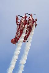 Going vertical: Brent Handy Todd Farrell 2-ship Pitts Aerobatics....6O3A1543CR2A.