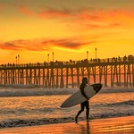 CA Oceanside Pier