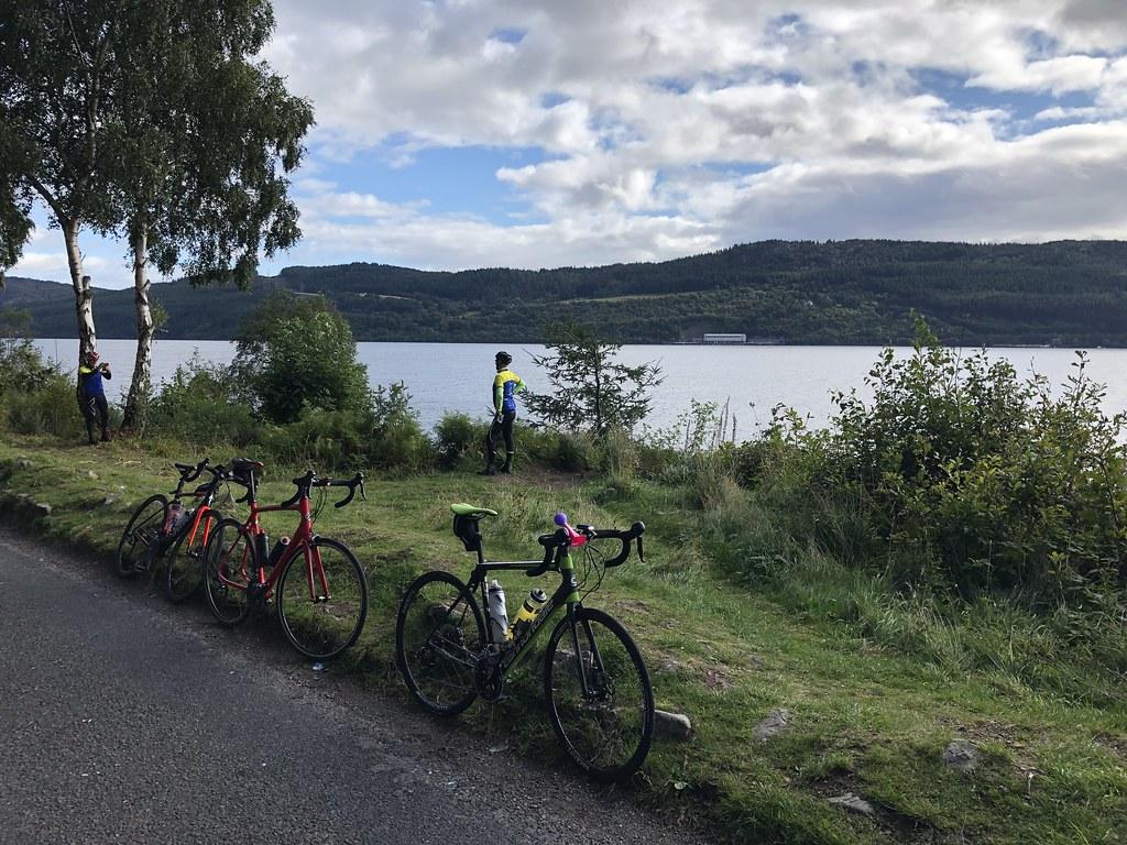 By Loch Ness