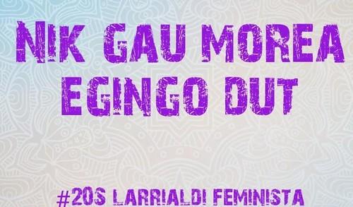 Gau Morea / Noche Morada
