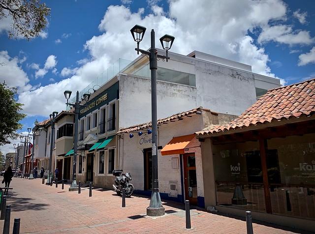 Plaza, Usaquen
