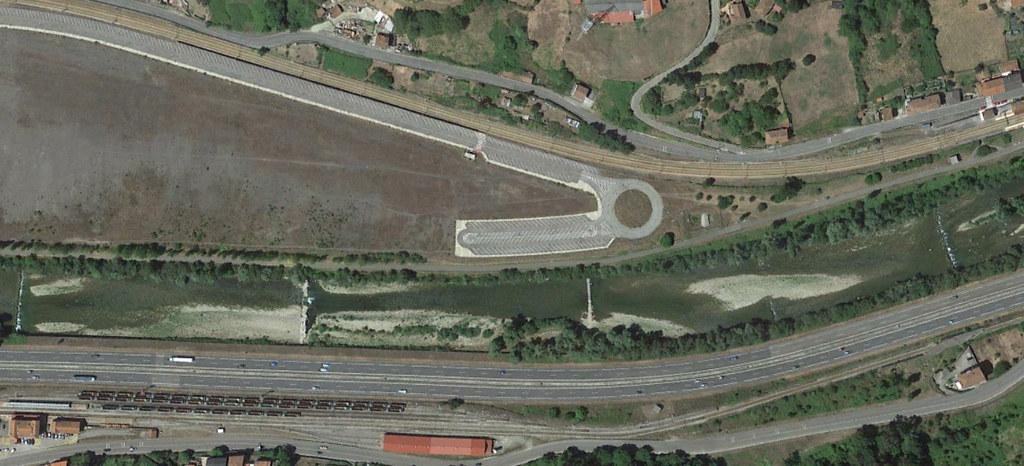 figaredo, asturias, frigodedo, después, urbanismo, planeamiento, urbano, desastre, urbanístico, construcción, rotondas, carretera