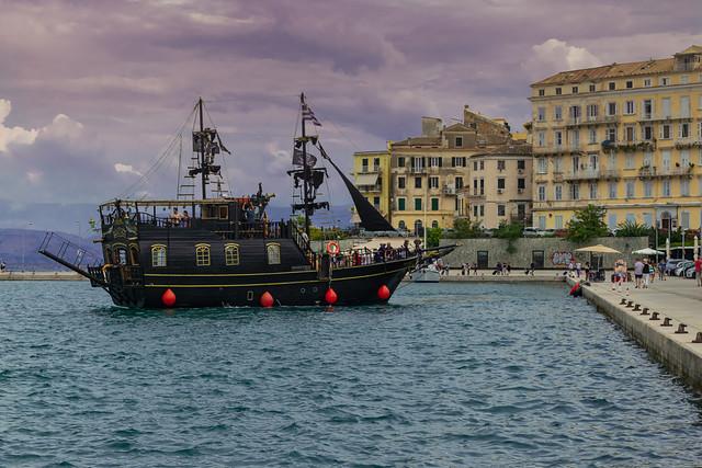 Pirates of Kerkyra