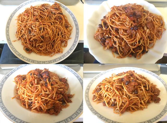 Spaghetti Overload