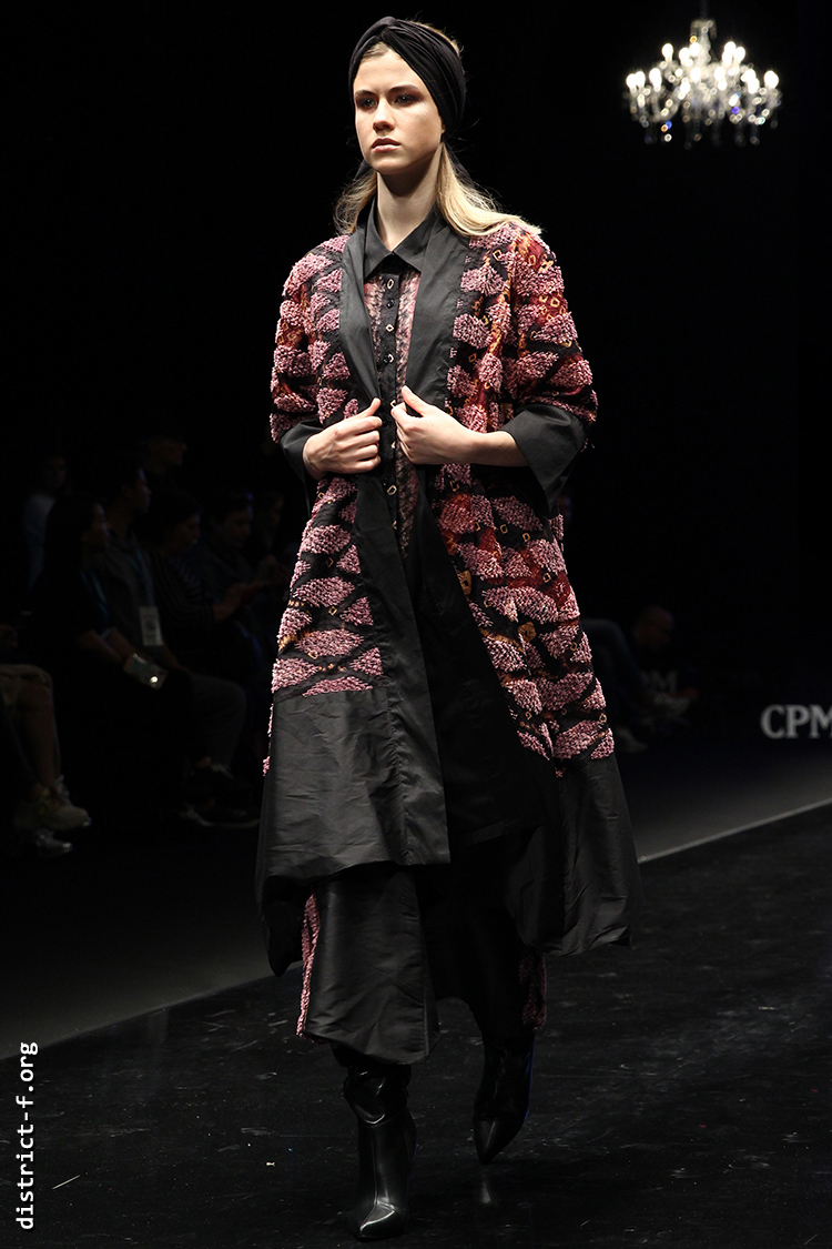 DISTRICT F — Collection Première Moscow SS19 — Indonesia итрьг7