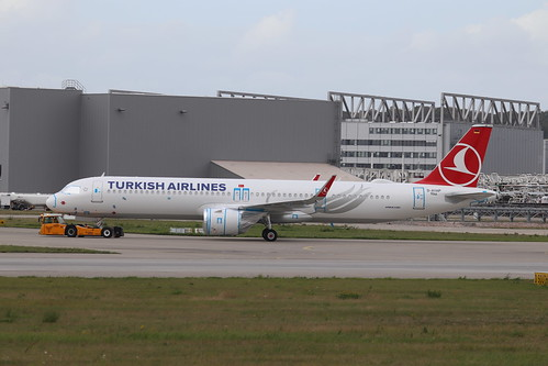 A321neo Turkish Airlines TC-LSM | by XFW-Spotter