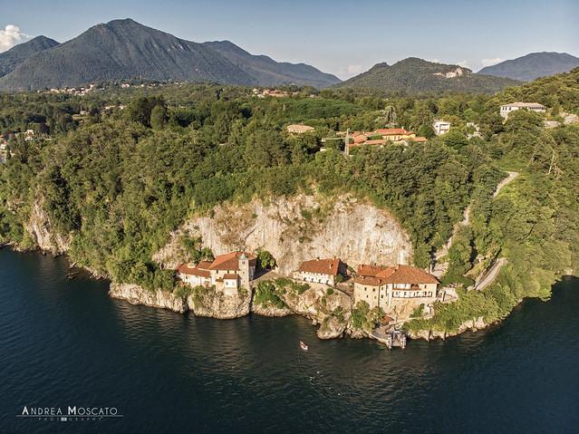 Eremo di Santa Caterina del Sasso - Leggiuno (Italy)