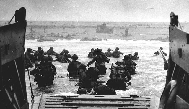 Robert Capa D-Day