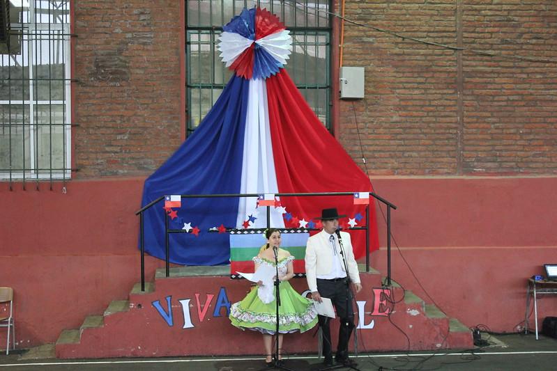 Celebración Fiestas Patrias 2019