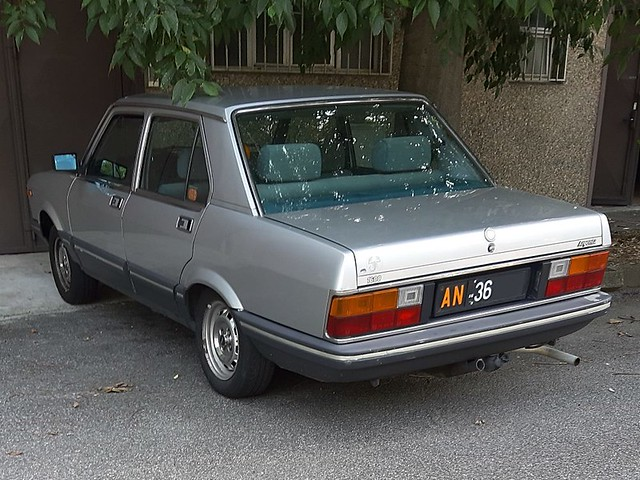 Fiat Argenta 1600 - 1983