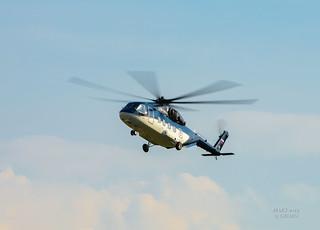 Mi-38 vip - MAKS-2019