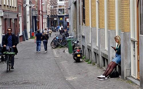 Straatfoto Den Haag