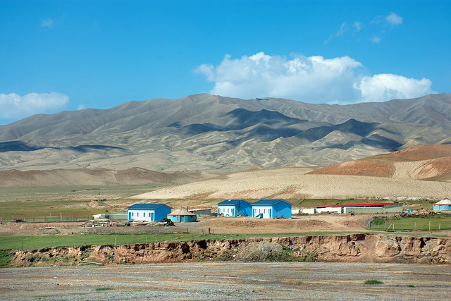 On the Silk Road