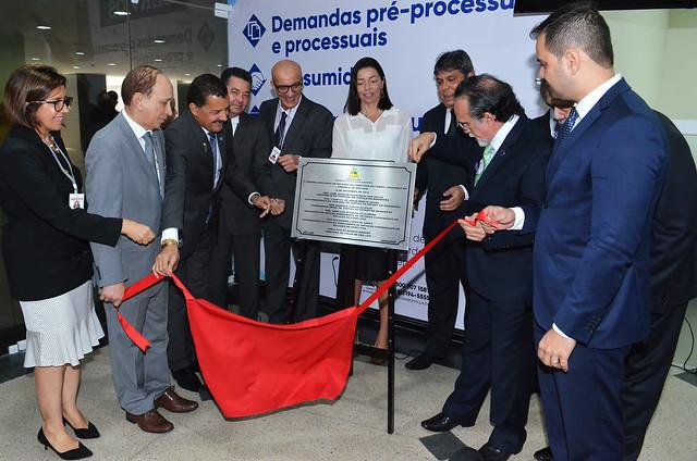 CIDADANIA | TJMA inaugura novas instalações do 1º Centro de Solução de Conflitos de São Luís