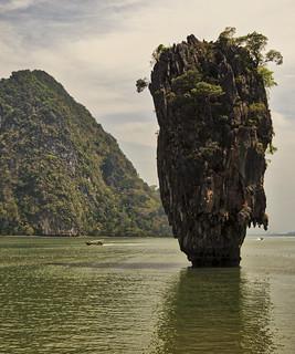 James Bond Island- Thailand