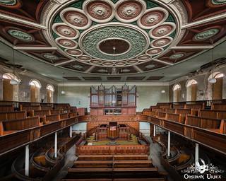 Glorious Gwen Chapel, Wales