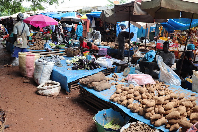Mercado Kedogou