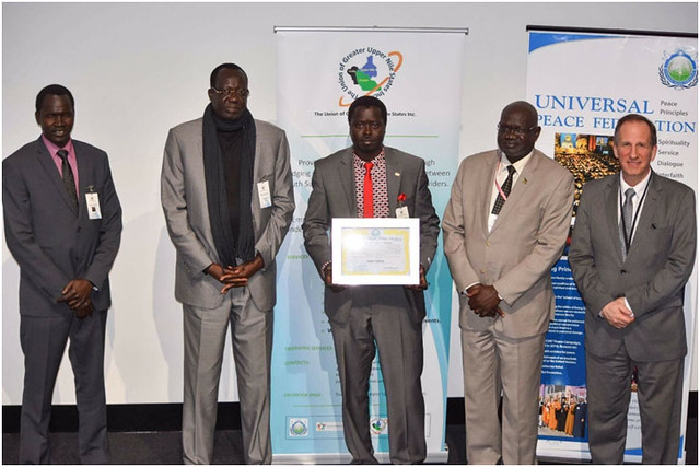Australia-2016-06-25-South Sudanese Diaspora Urged to Be Peacemakers