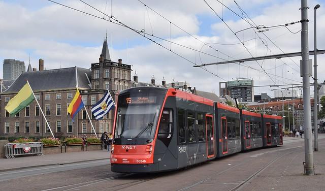 HTM 5024 Buitenhof Den Haag
