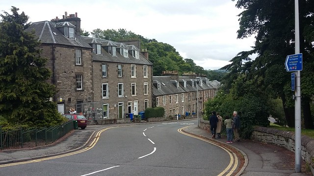 View Place, Inverness, July 2019
